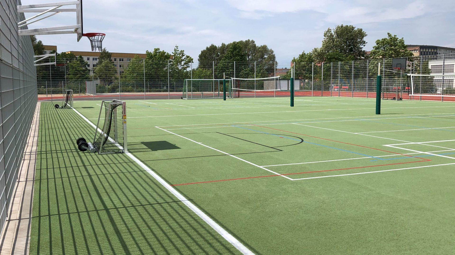 Sportstätte Brancenburg