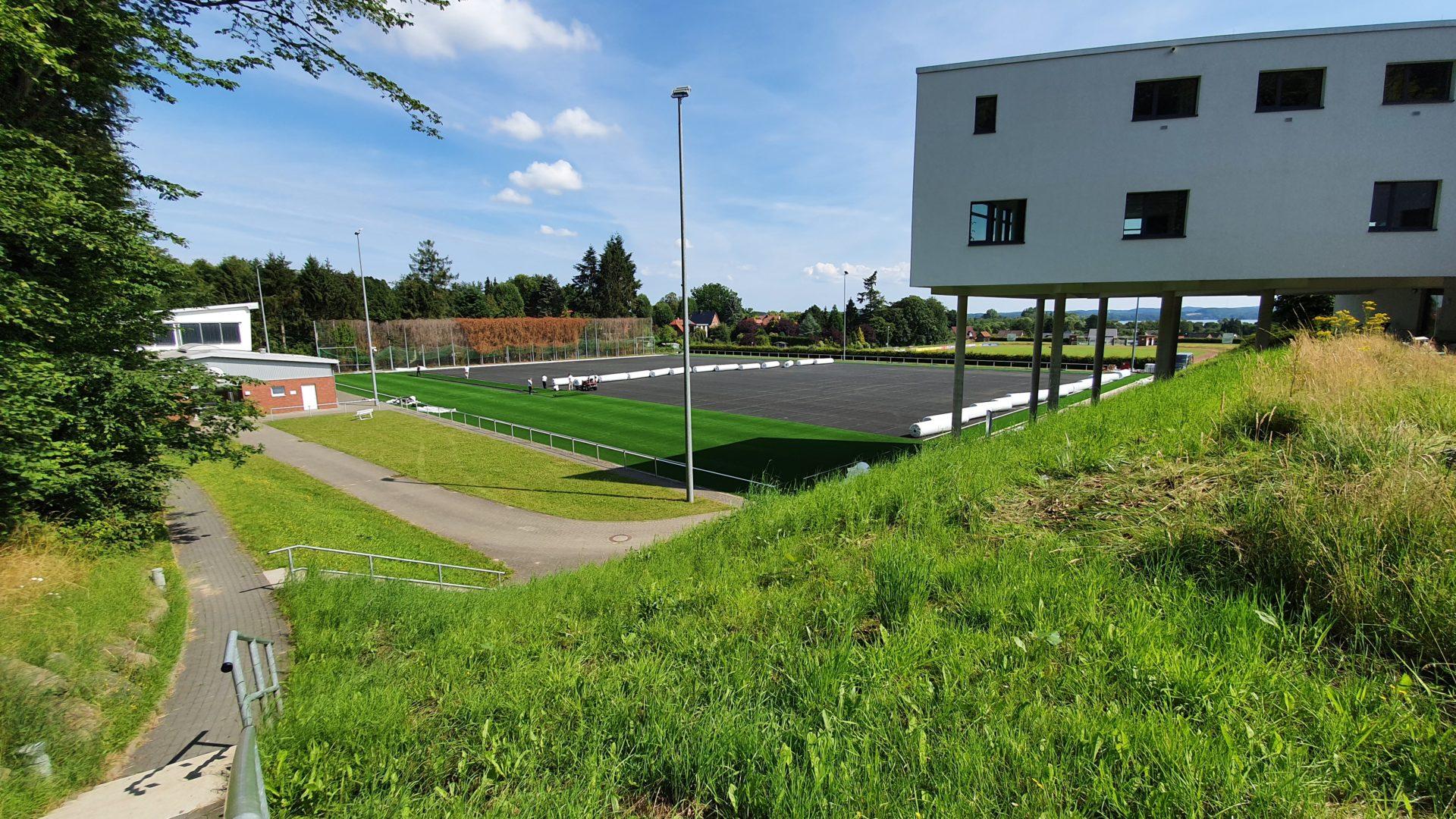 Uwe Seeler Park